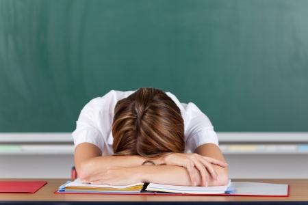 Als het lesgeven niet meer lukt