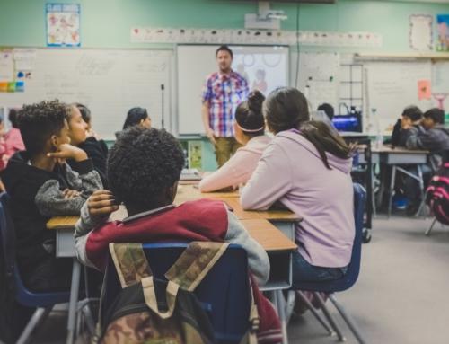 Help leerkracht het beste uit het beroep te halen